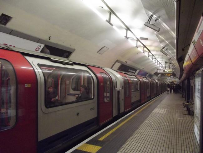 Several TFL lines have partially suspended services today