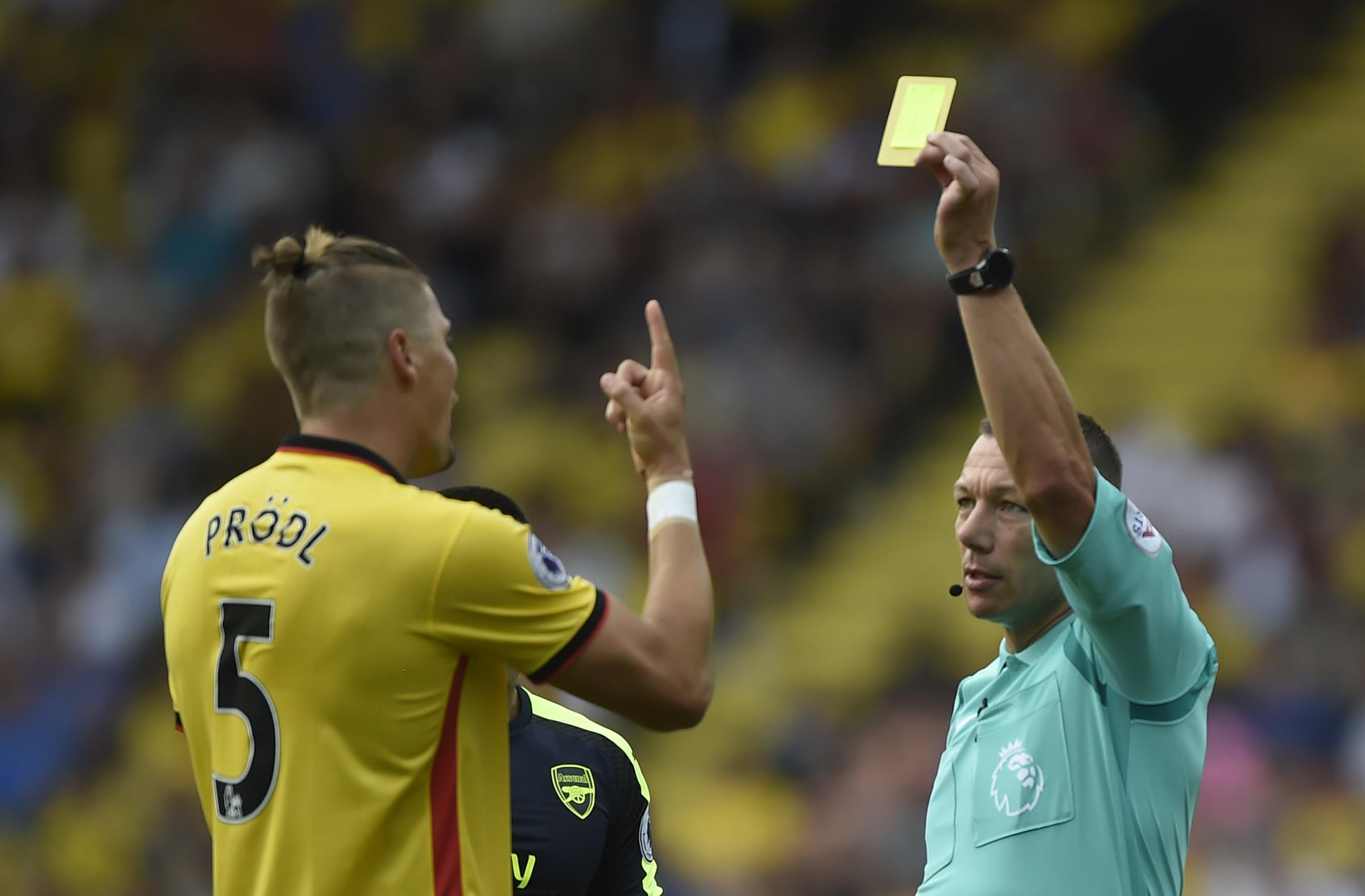 Kevin Friend has not refereed at Vicarage Road since 2016. Picture: Action Images