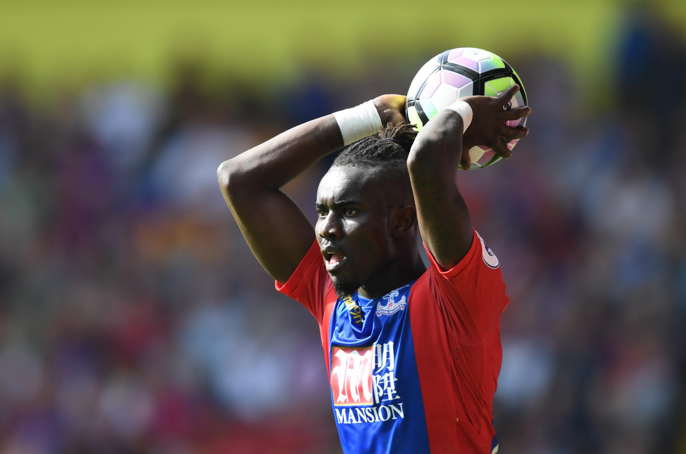 Souare strengthens Eagles' options