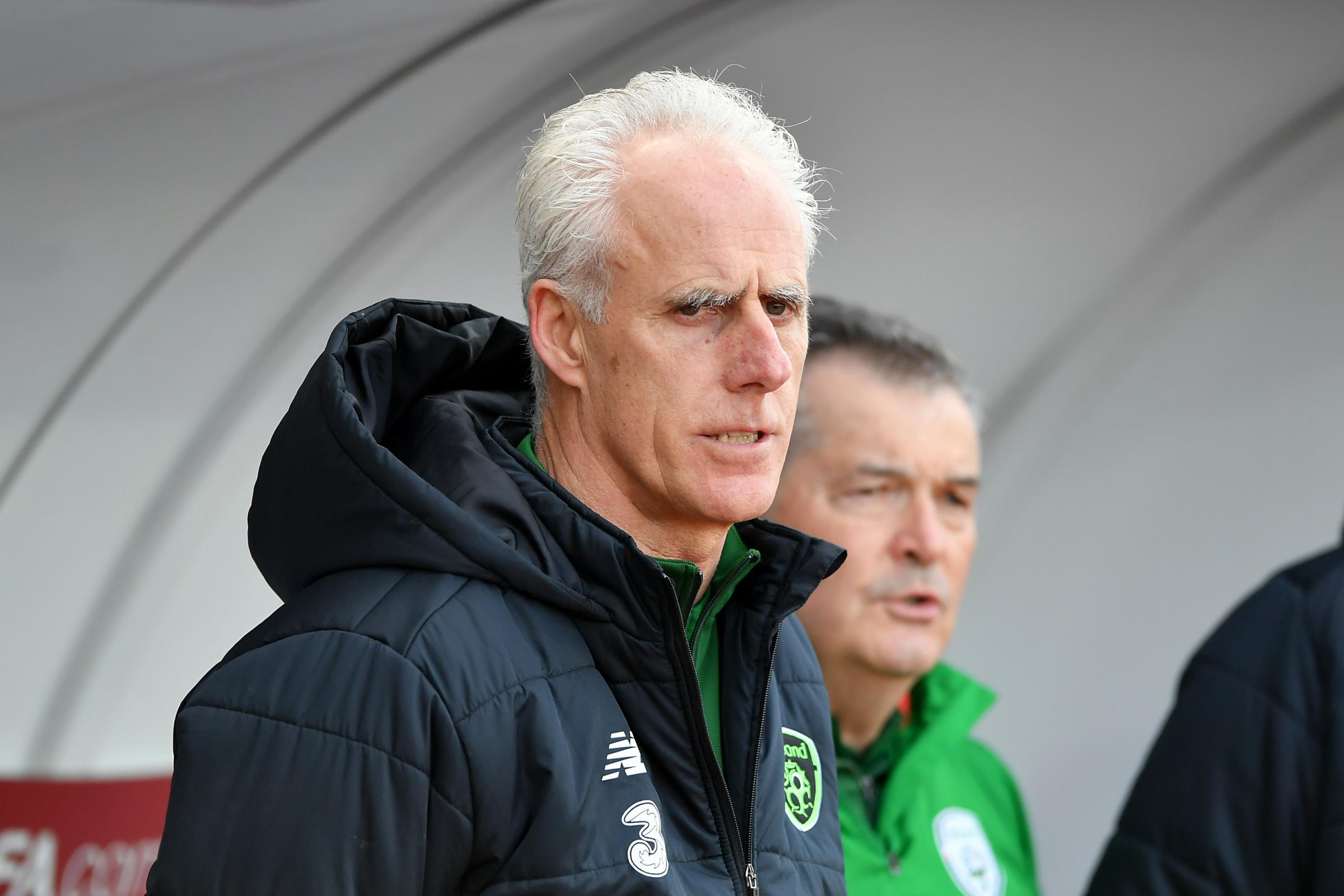 Republic of Ireland manager Mick McCarthy will settle for victory over Georgia however it comes