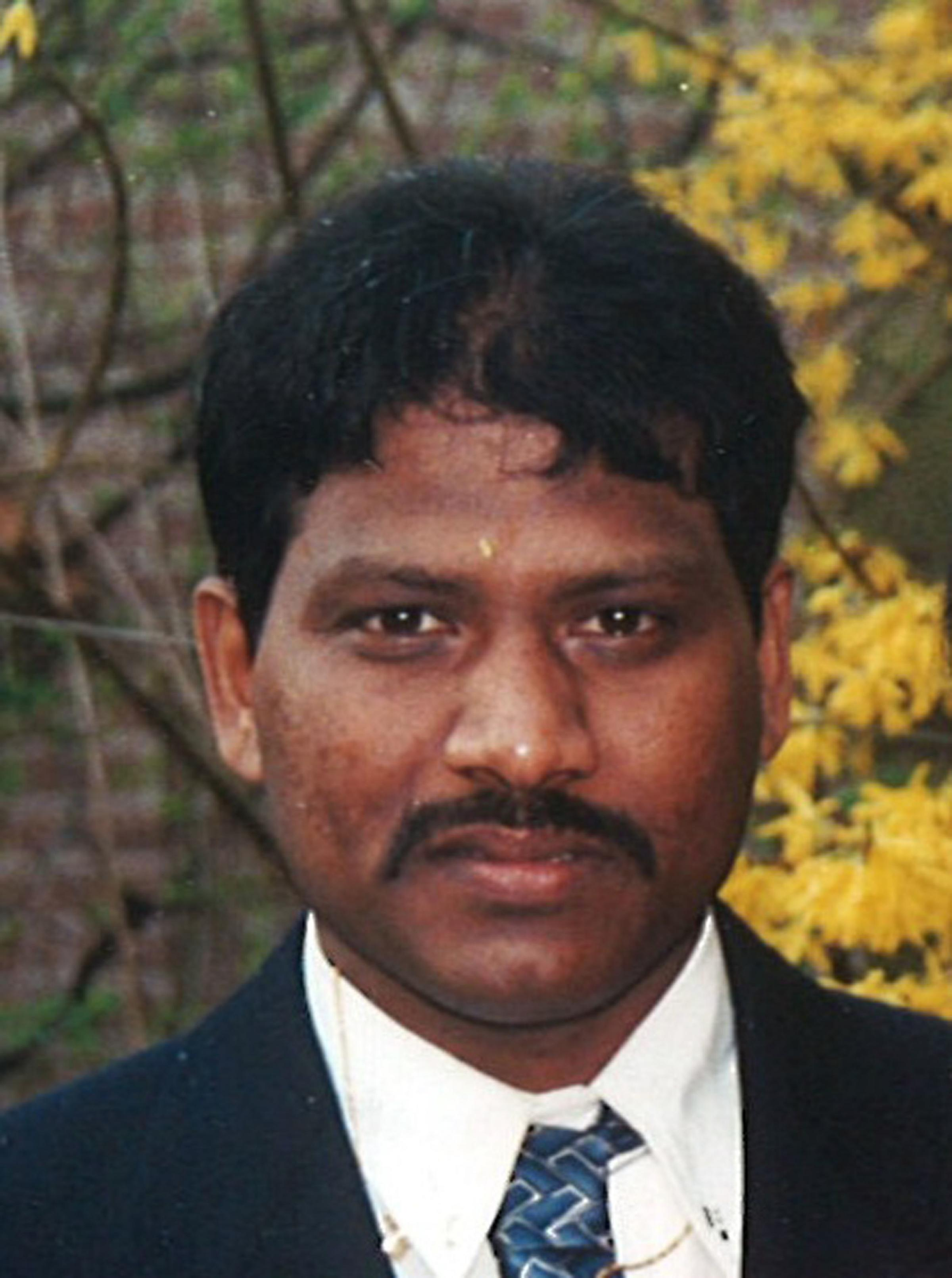 Ravi Katharkamar. Photo: Met Police