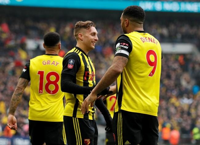 Watford players rated after beating Wolverhampton Wanderers in the ...