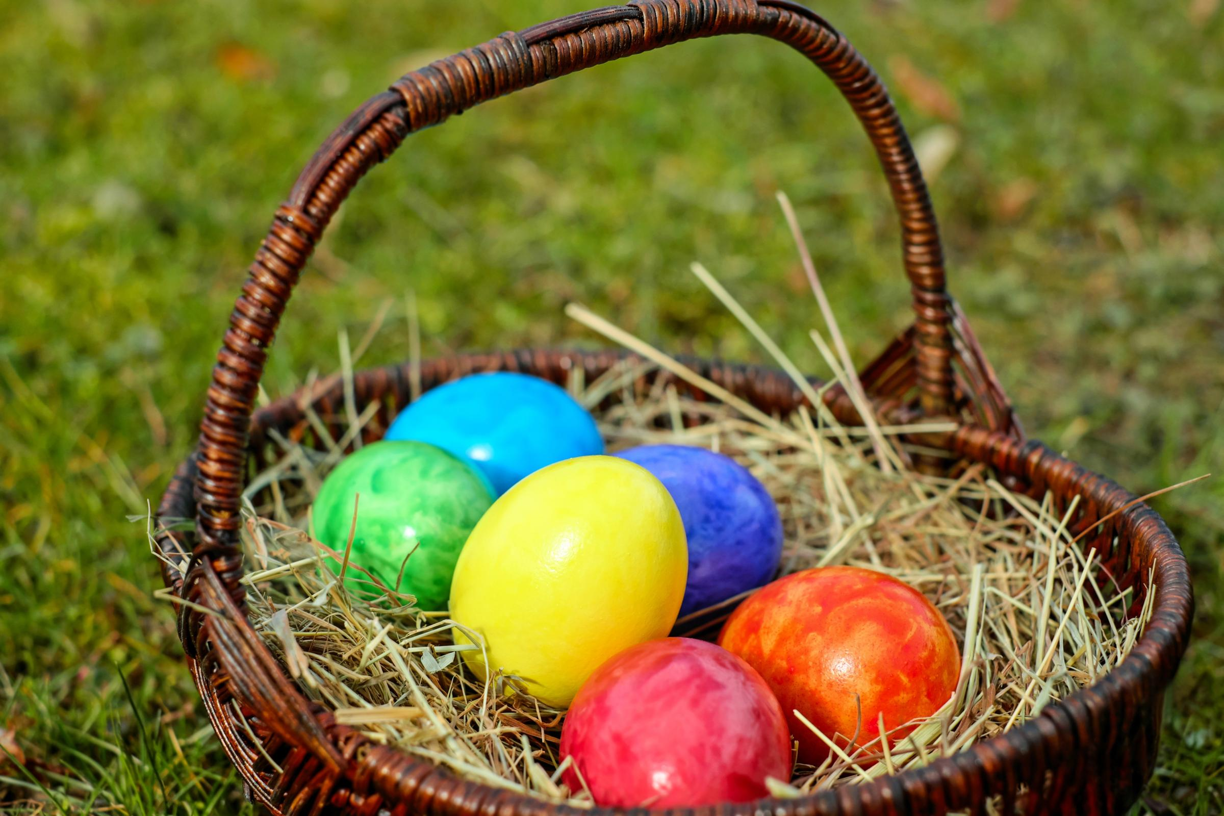 There are plenty of Easter-themed events this weekend