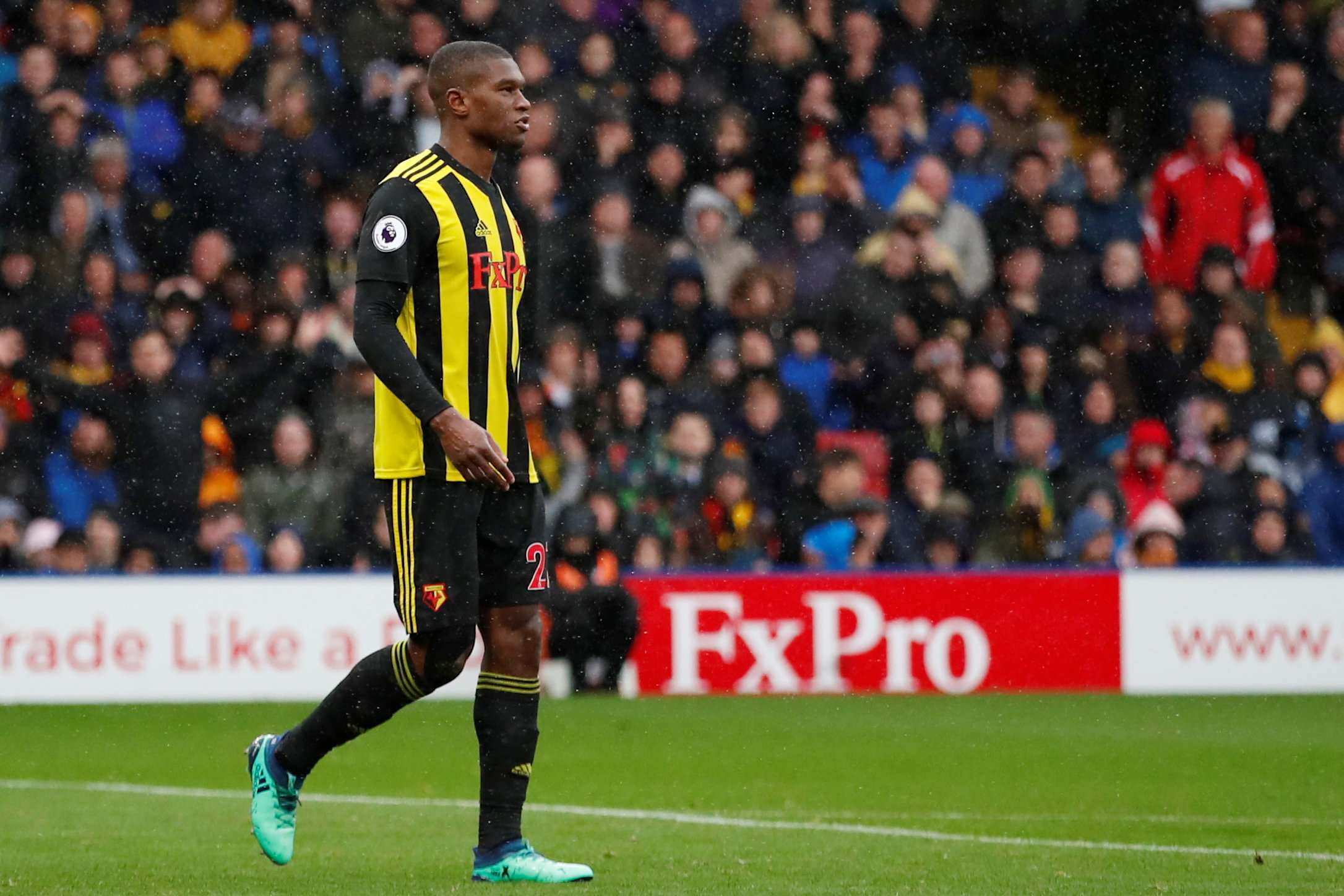 Kabasele speaks out about experiences with racism