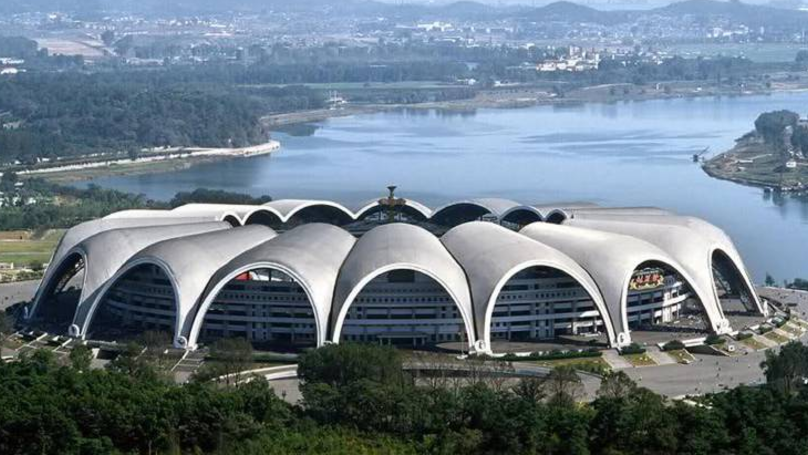World's largest football stadiums