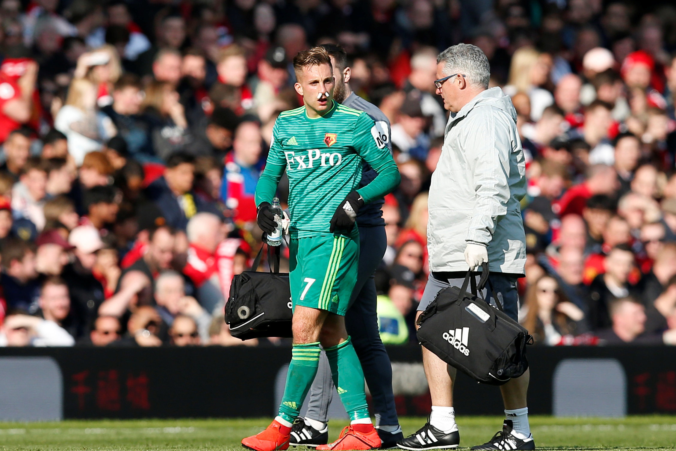 Six could miss trip to Huddersfield