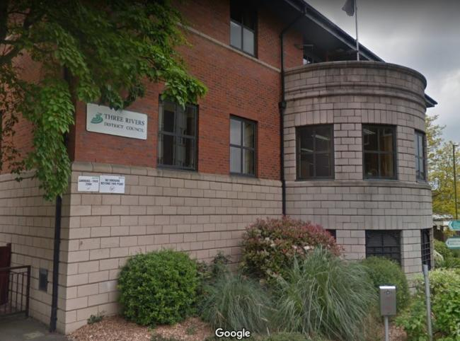 Three Rivers District Council. [Google street view image].