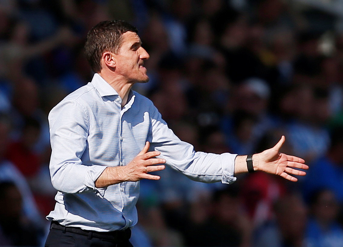 Gracia: Watford 'suffered' for their victory