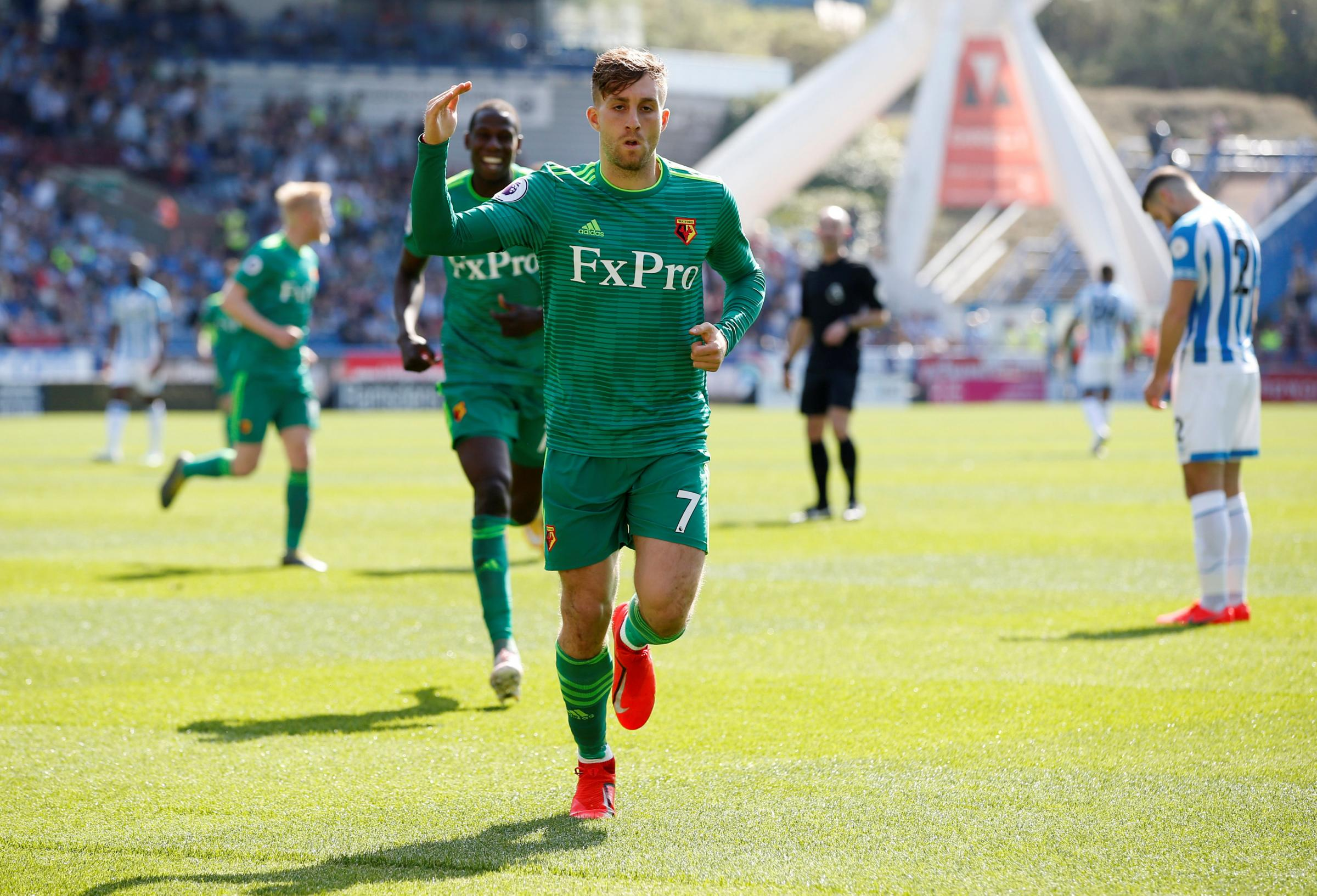 Deulofeu could be on to best season ever