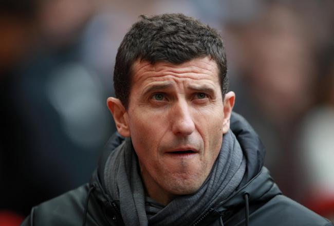 Javi Gracia is not worried by Watford's current form. Picture: Action Images