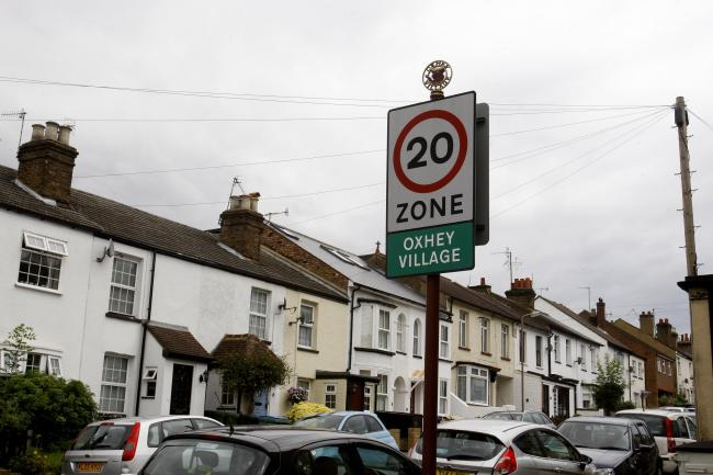 Parking controls could be introduced in Oxhey Village