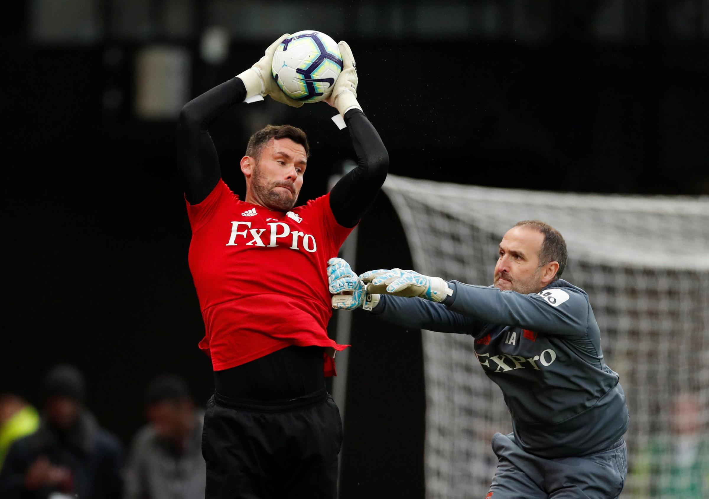 Ben Foster thinks Watford are better in Austria than Asia