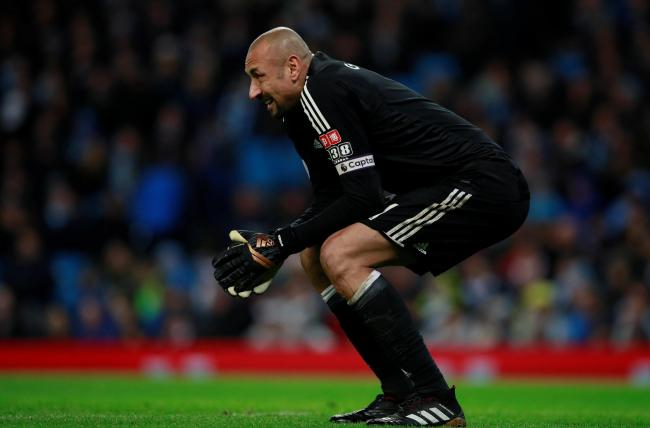 Heurelho Gomes is undecided on his future. Picture: Action Images