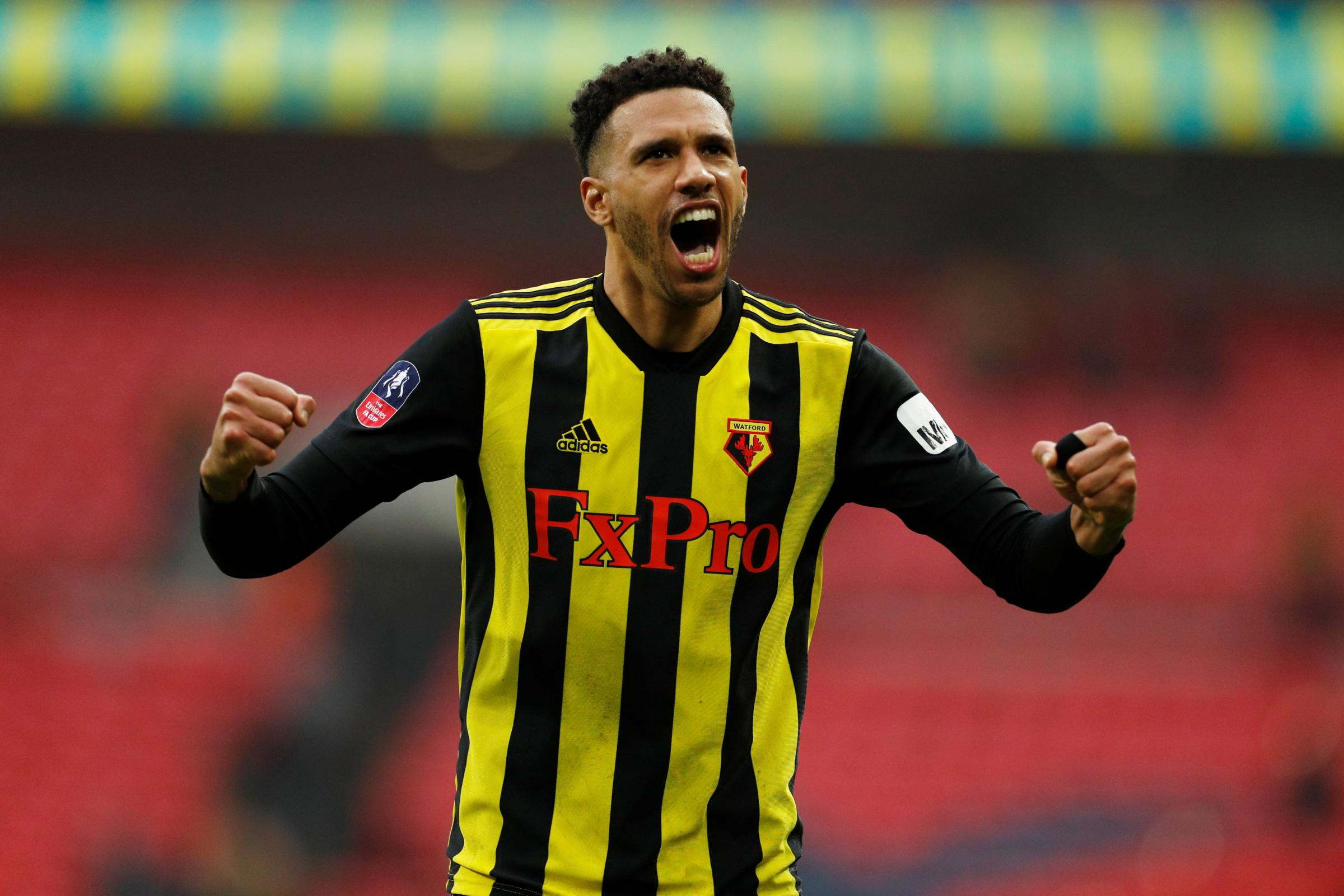Capoue calls on 12th man to help the Hornets at Wembley