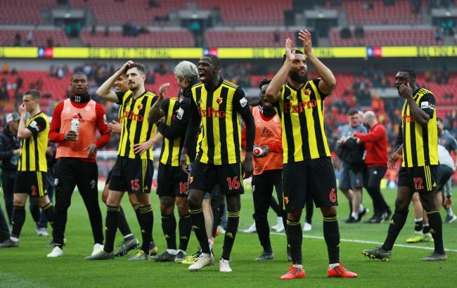 A number of Watford players suffered online racist abuse after their FA Cup semi-final win over Wolves. Picture: Action Images