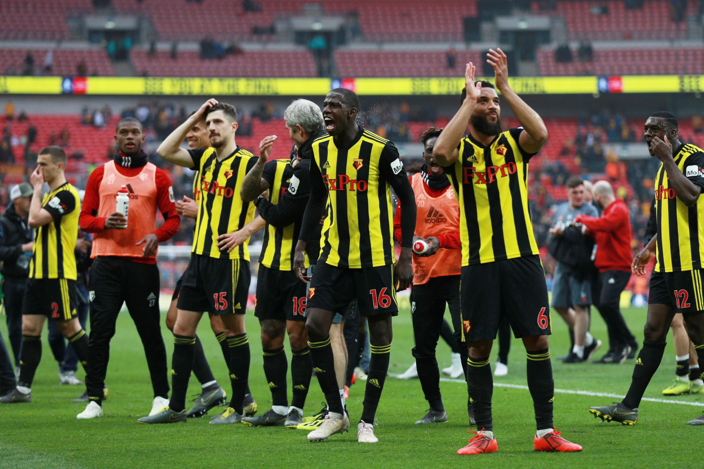 The road to the final: Deulofeu leads stunning semi-final fightback
