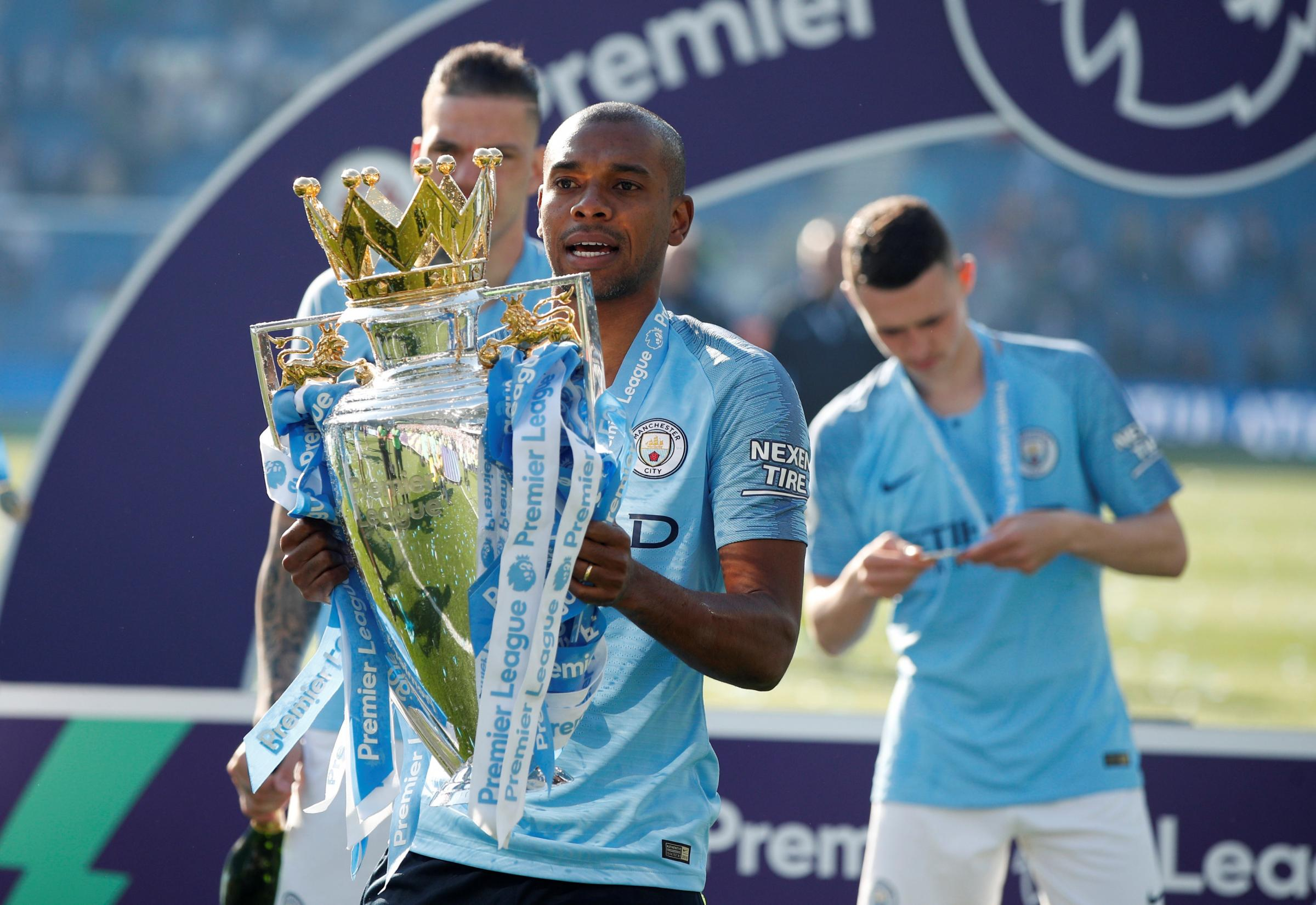 Fernandinho hoping to be fit for final
