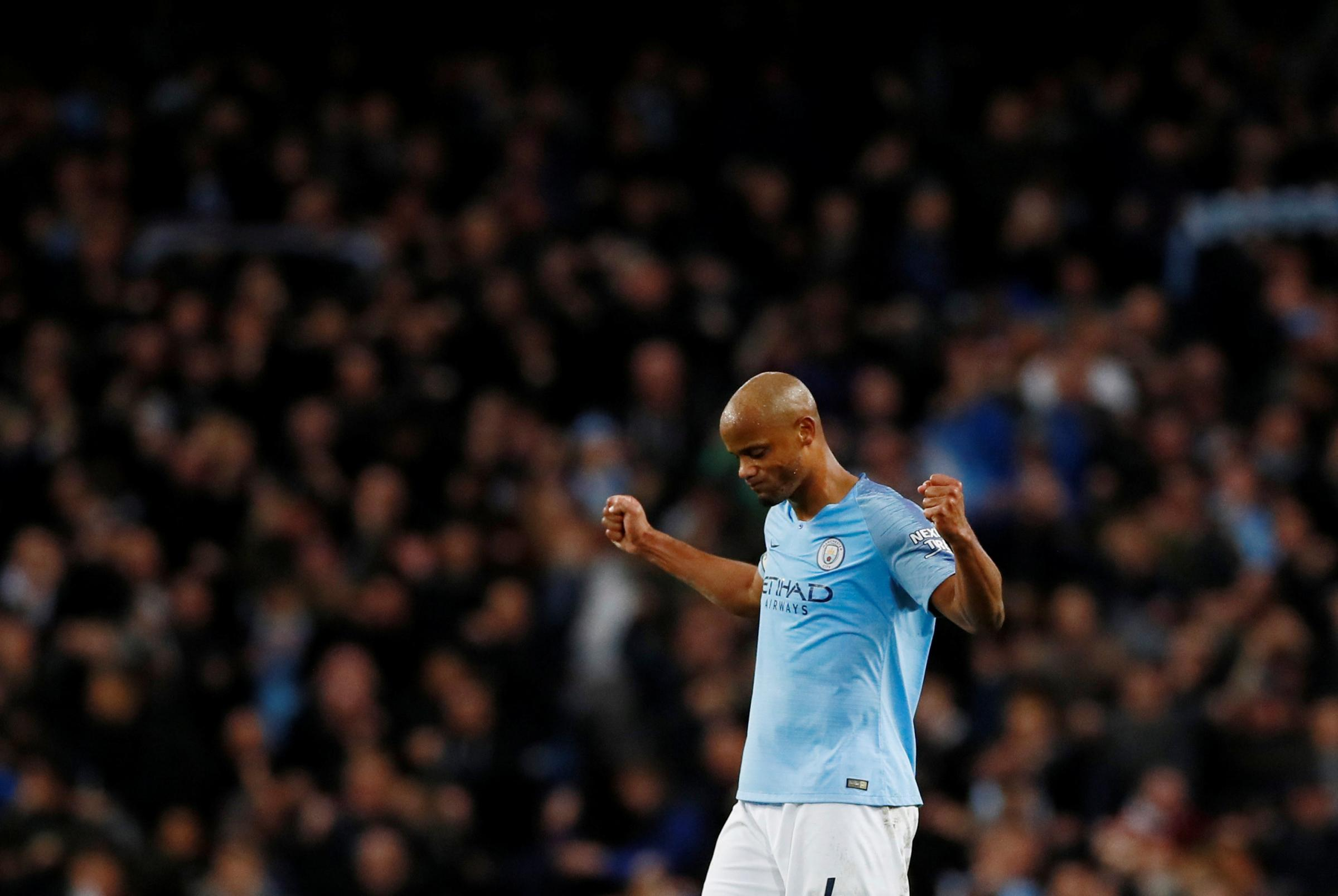 Kompany: City have 'hunger of lions'