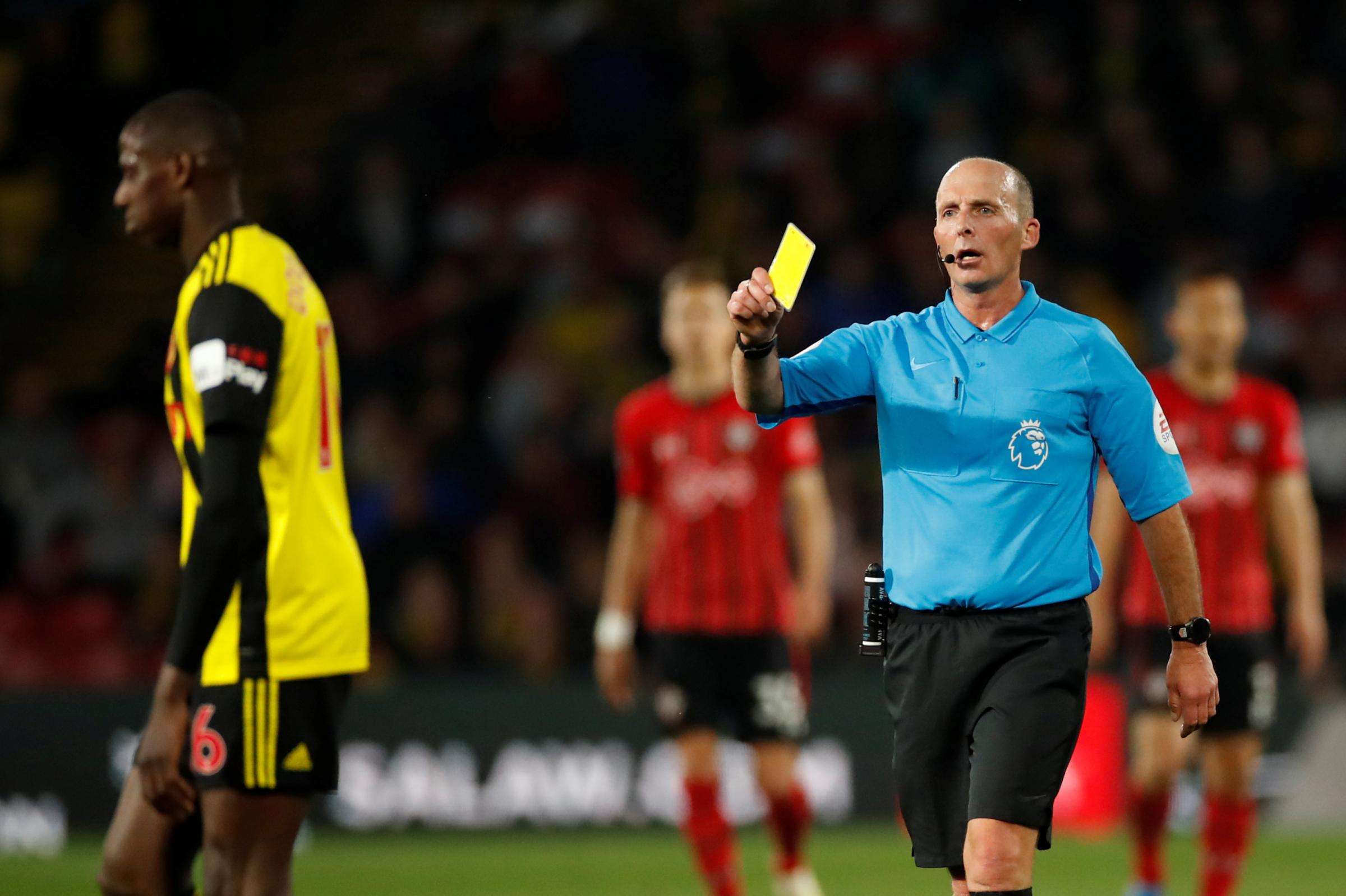 IFAB changes could see yellow cards for Javi Gracia