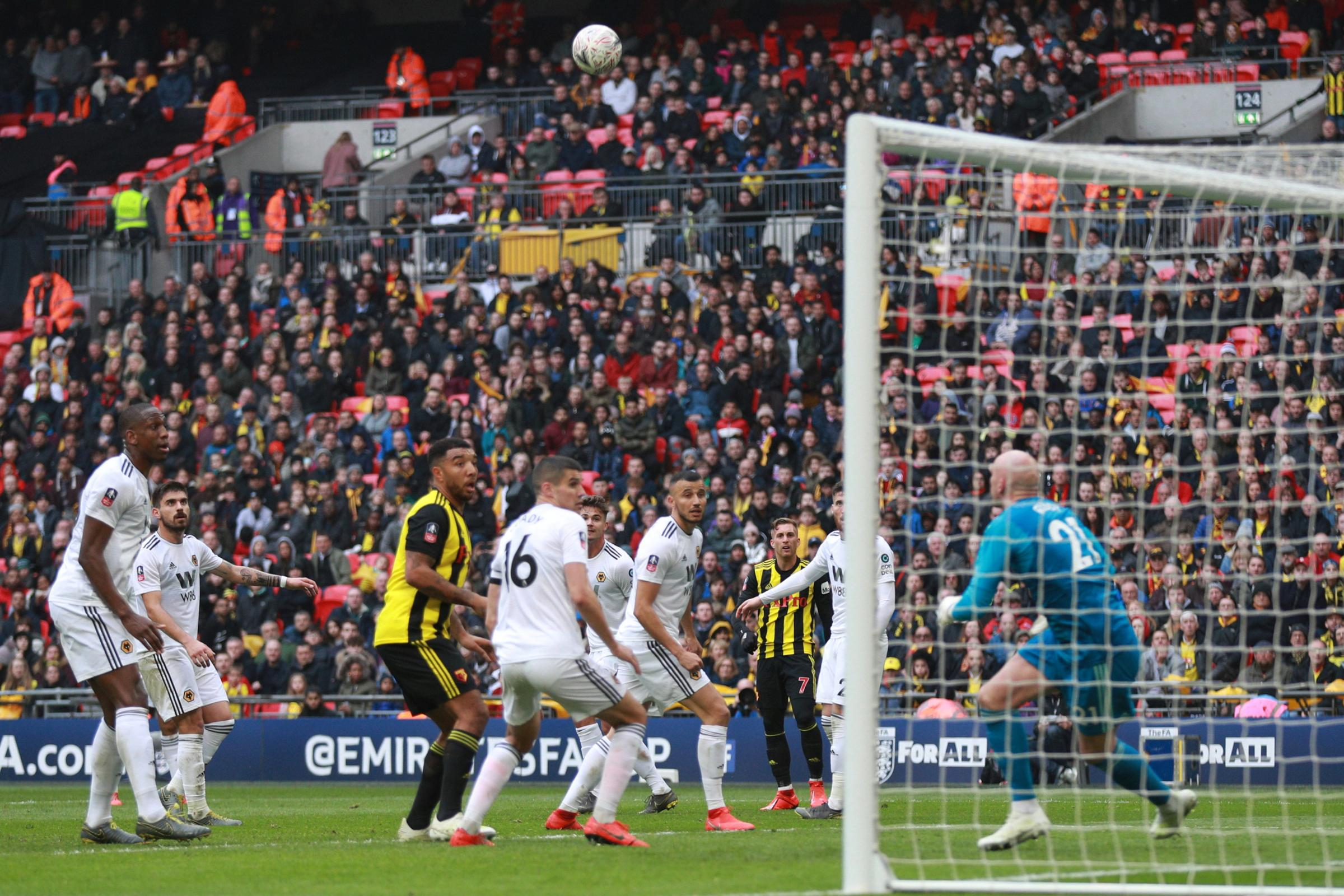 Deulofeu's goal in contention for best of FA Cup