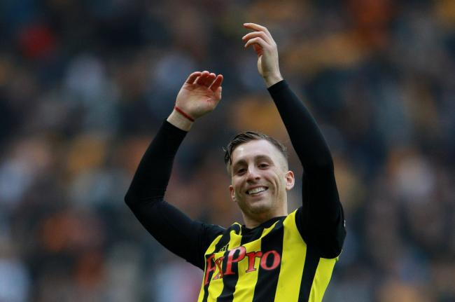Gerard Deulofeu after the FA Cup semi-final. Picture: Action Images