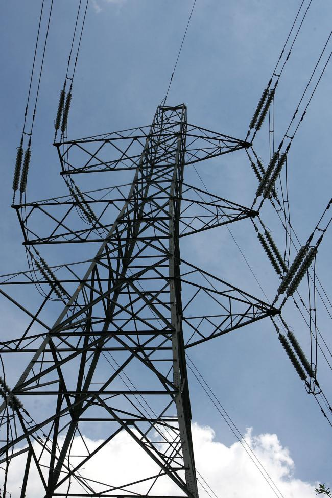 Thousands of people werw affected by a power cut this morning