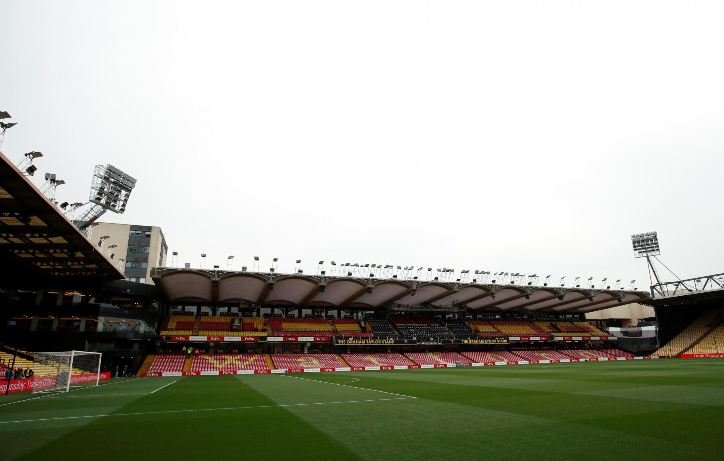 Watford sign five youngsters for Under-23 squad
