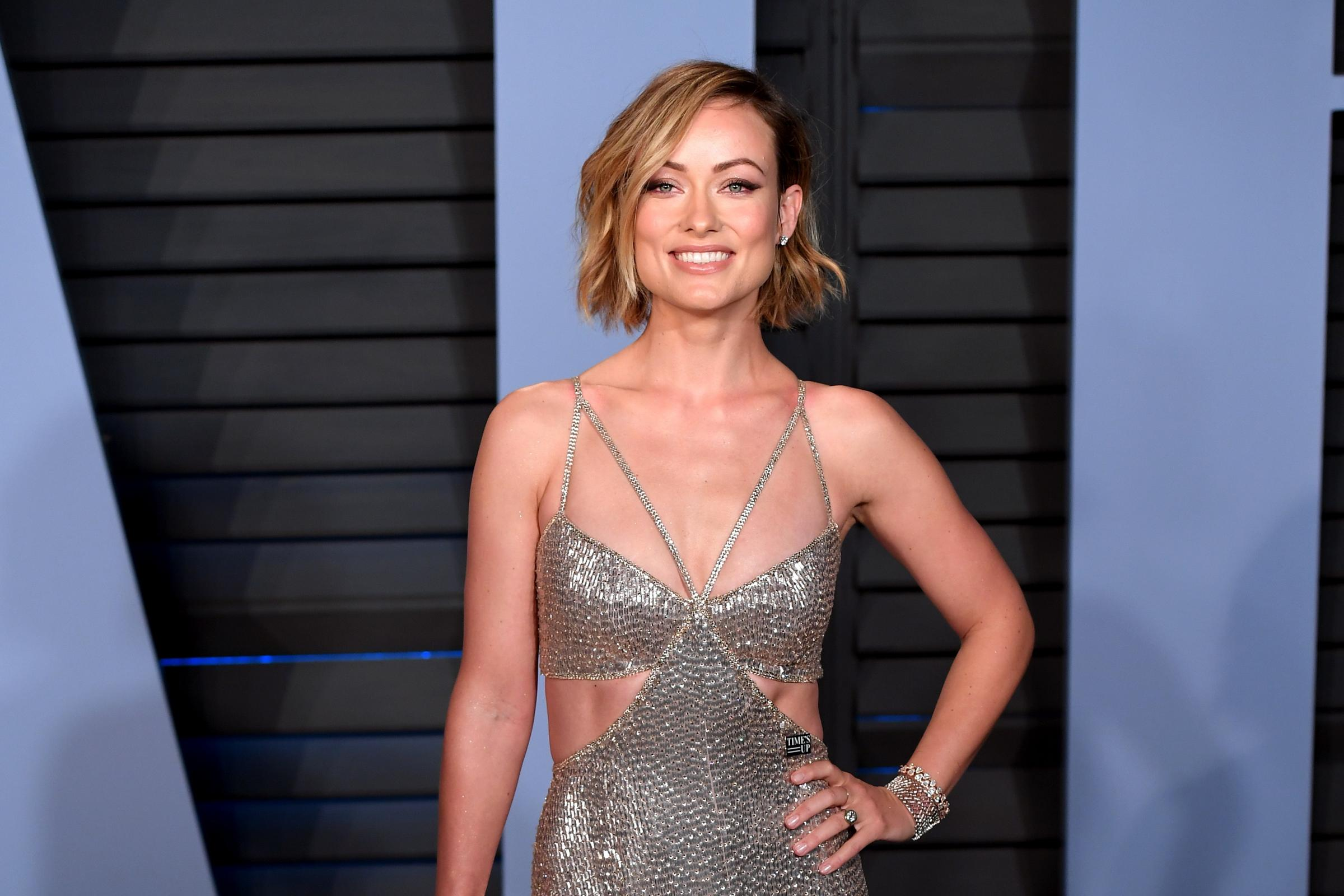 Olivia Wilde, who has praised young people