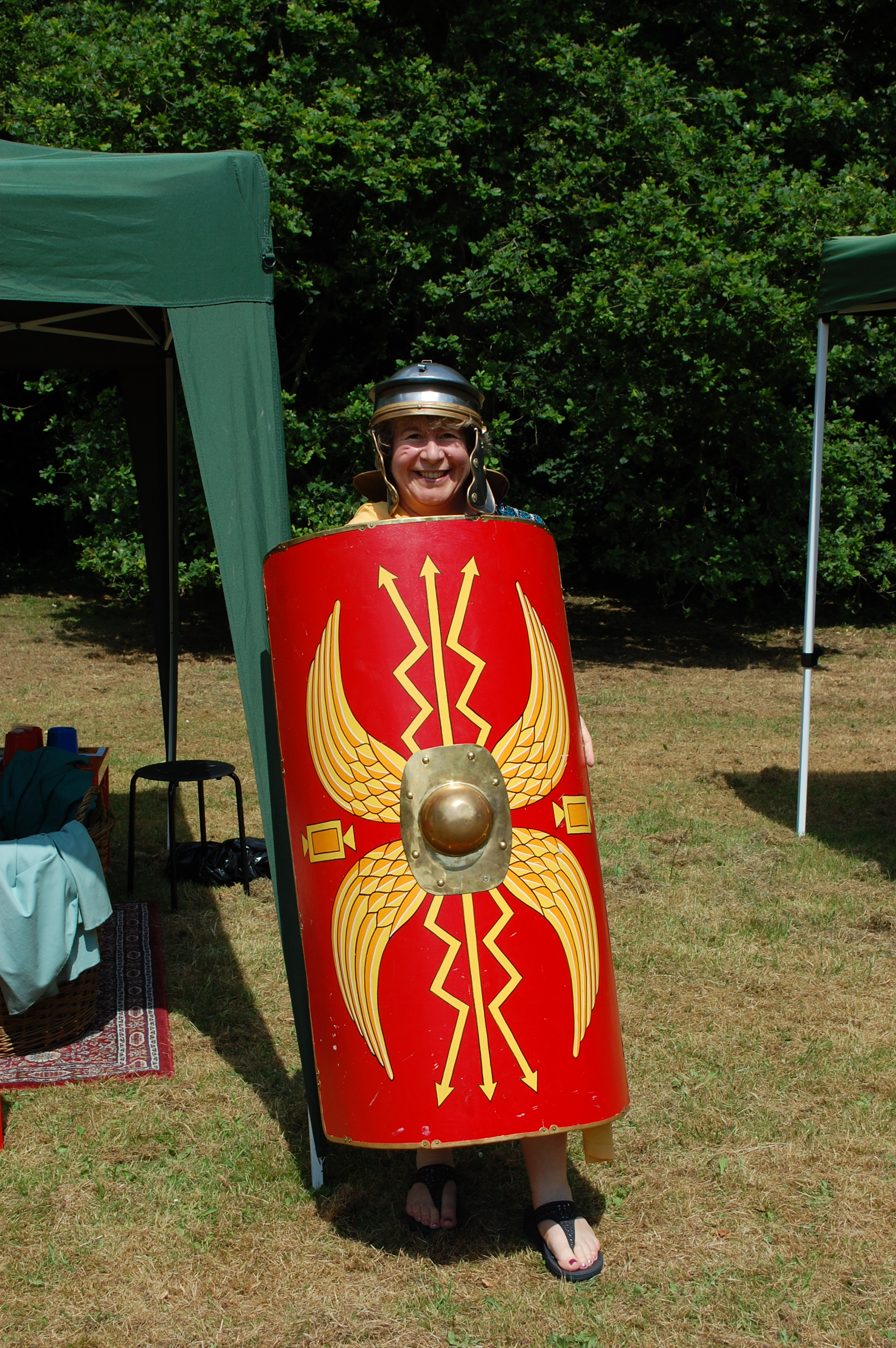 Roman Day at Welwyn Roman Baths