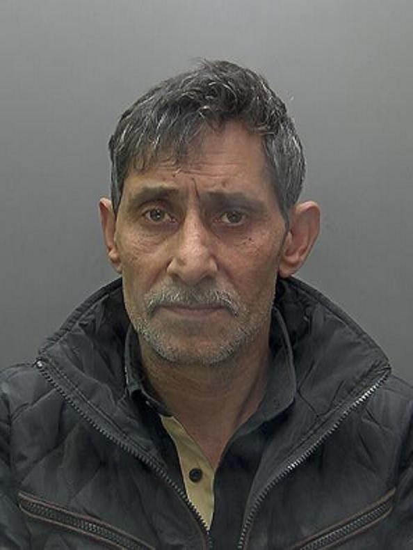 Ion Tanase has been jailed for four years Photo: Herts Police