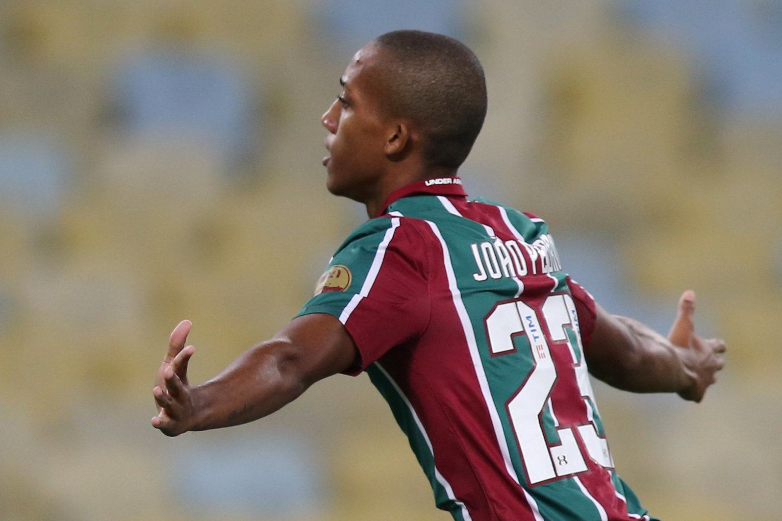 Reports in Brazil claim Watford have rejected a request from Fluminense to keep Joao Pedro until next summer