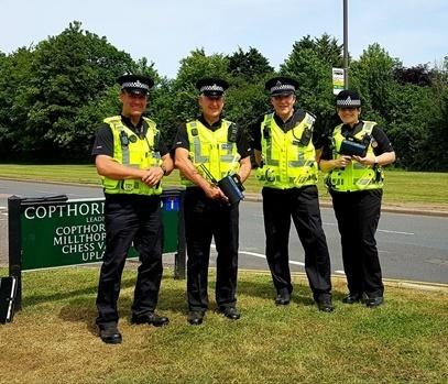 Special constables in Three Rivers