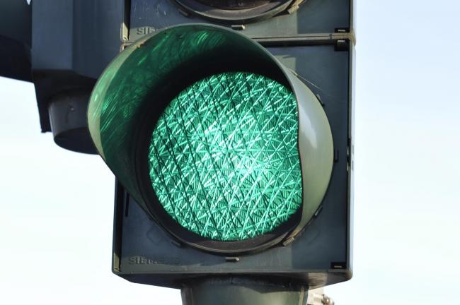 Dave Degan has praised the new traffic light scheme