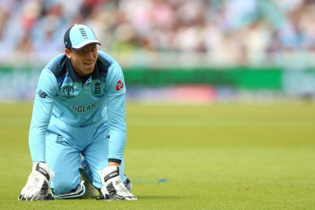 Jos Buttler may captain England against Afghanistan following Eoin Morgan's injury