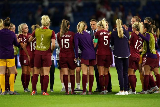 England v Argentina – FIFA Women's World Cup 2019 – Group D – Stade Oceane