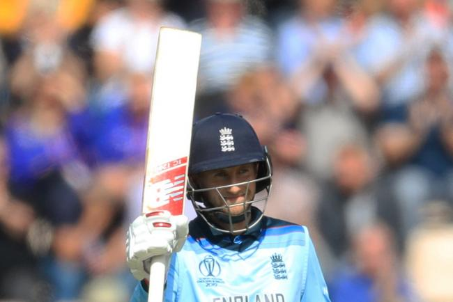 Joe Root is happy with England's World Cup form.